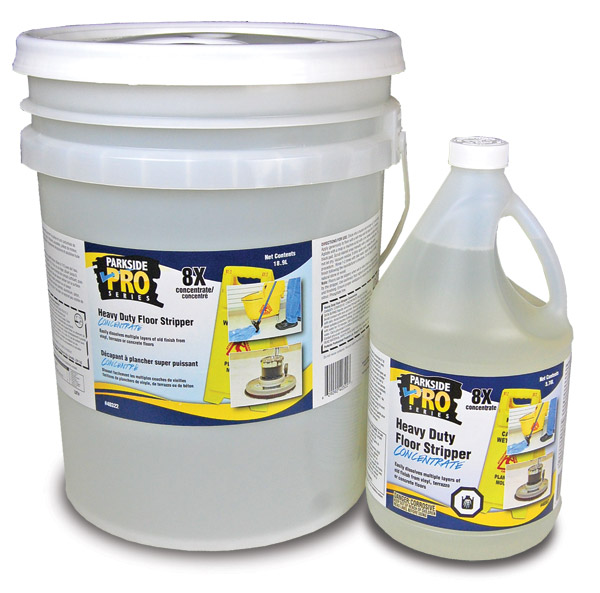 Heavy Duty Floor Stripper Concentrate