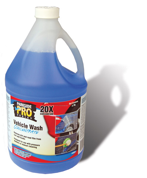 Vehicle Wash Concentrate