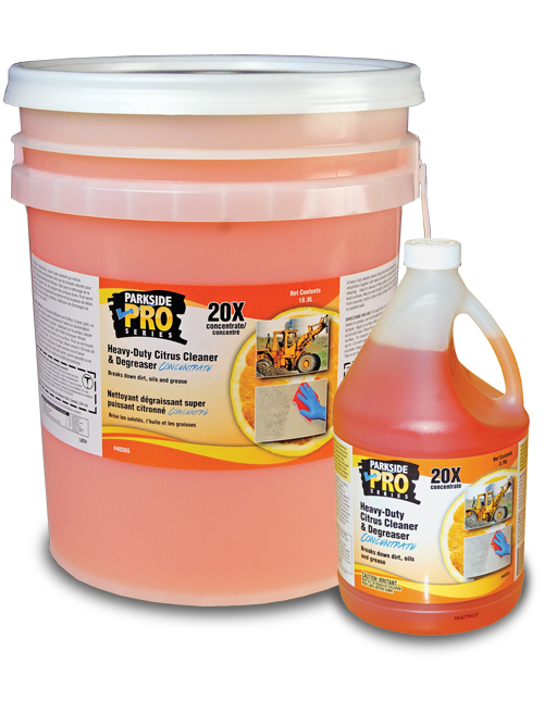 heavy duty citrus cleaner degreaser concentrate parkside pro. Black Bedroom Furniture Sets. Home Design Ideas